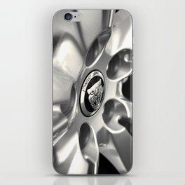 Jaguar XF Alloy. iPhone Skin