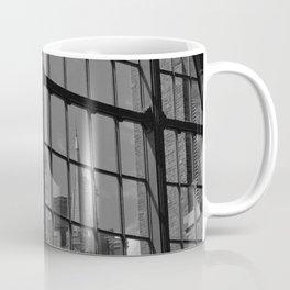 St Pancras Tower view from Kingscross train station Coffee Mug