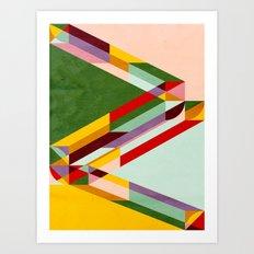 Perspective 09 Art Print