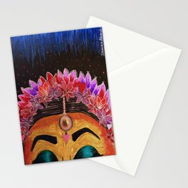 Brown Girl Positivity Stationery Cards