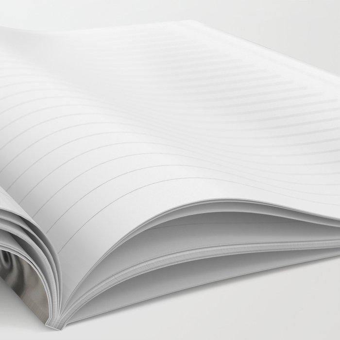 Shark's Eye Seashell Collection Notebook