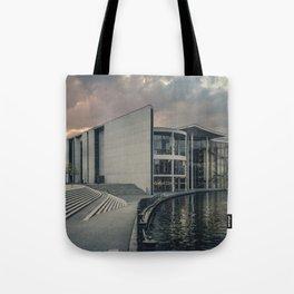 Paul-Löbe-Haus Tote Bag