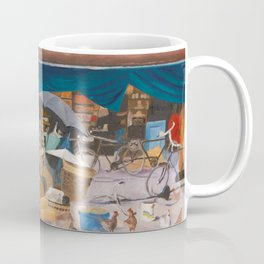 Kathmandu Market - Nepal Coffee Mug
