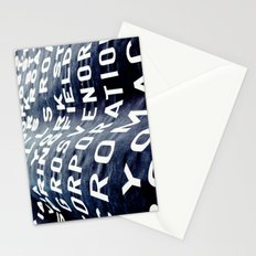 Banner  Stationery Cards