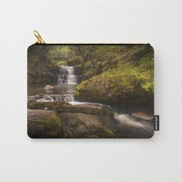 Sgydau Sychryd waterfalls Carry-All Pouch