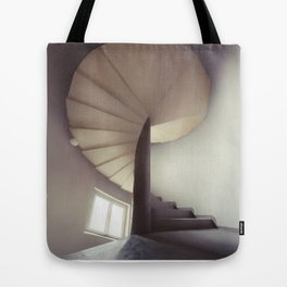 Spiral frontal Tote Bag