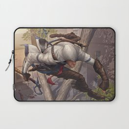 Assassin's Creed Poster Laptop Sleeve