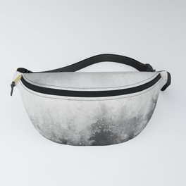 Forest Snow Fanny Pack