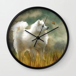 A Brief Encounter Wall Clock