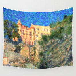 Summer Magician Wall Tapestry