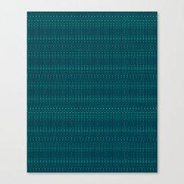 Pattern Design #001 Canvas Print