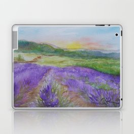An Evening in Provence WC150601-12 Laptop & iPad Skin
