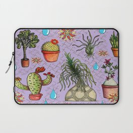Botanical Sketches of Some Favorites  Laptop Sleeve