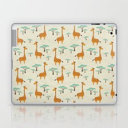 Giraffes Laptop & iPad Skin