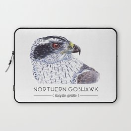 Northern Goshawk Laptop Sleeve