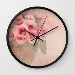 The Gift of Love  Wall Clock