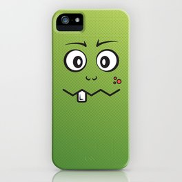 Little Monster Lars iPhone Case
