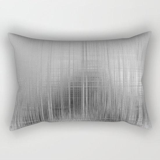 Shadow in the Rain Rectangular Pillow