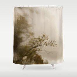 winter's tale Shower Curtain