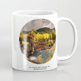 013: Crystal Mill, Colorado Coffee Mug