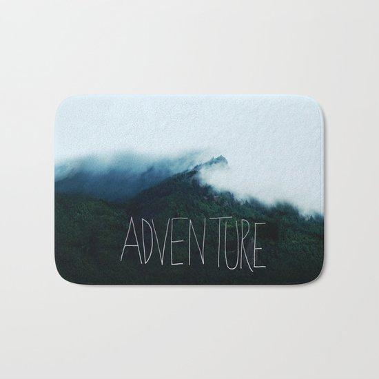 Adventure Mountain Bath Mat
