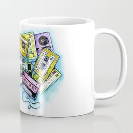 Cassette Tapes Coffee Mug