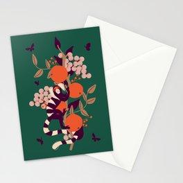little monkey Stationery Cards