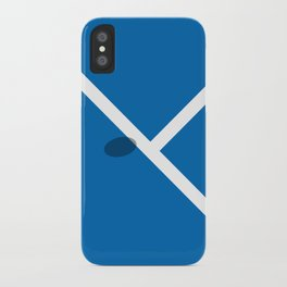 """IN"" – Hawk-Eye - Square iPhone Case"