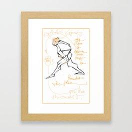 Giacomo Framed Art Print