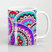 journey Mugs featuring Journey by PeriwinklePeacoat