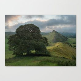 chrome hill sunrise Canvas Print