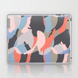 Modern abstract print Laptop & iPad Skin