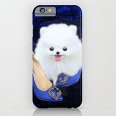 Blue Manolos Slim Case iPhone 6s