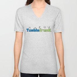 My Tumblefreak Unisex V-Neck