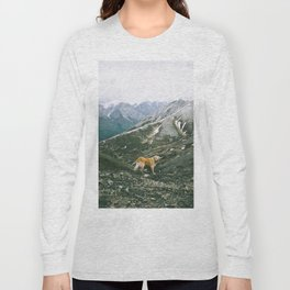 Mountain Pup Long Sleeve T-shirt