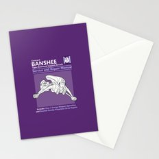 Banshee Service and Repair Manual Stationery Cards