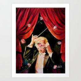 Broadway Danny Rose  Art Print