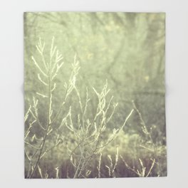 Obscure Throw Blanket