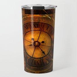 Awesome noble steampunk design Travel Mug