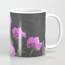 Pinks on Slate Coffee Mug