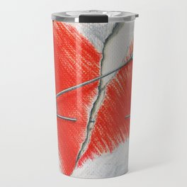Unbroken by Lars Furtwaengler | Colored Pencil | 2016 Travel Mug