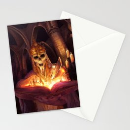 Undead Stationery Cards