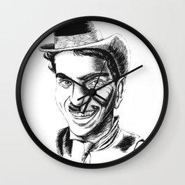 The Comedians Wall Clock