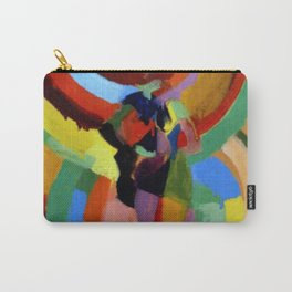 Robe Simultanee (Female Figure) by Robert Delaunay Carry-All Pouch