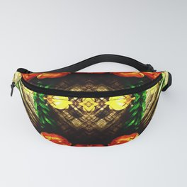 Creating a Flower Fanny Pack