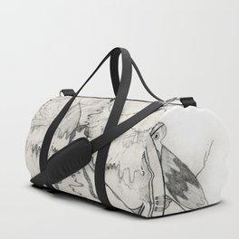 Time Machine Duffle Bag
