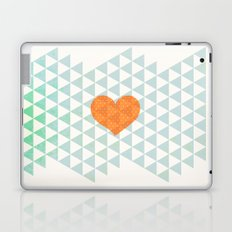 Crazy about Love Laptop & iPad Skin