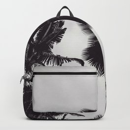 Jungle Canopy - Black and White Backpack