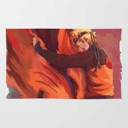 Naruto Rug