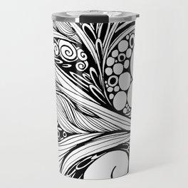 Clivia Palmata Travel Mug